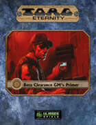 Torg Eternity - Beta Clearance GM's Primer