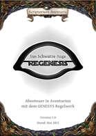 DSA Regenesis - Abenteuer in Aventurien mit dem GENESYS Regelwerk