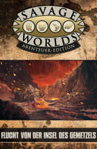 Savage Worlds Flucht von der Insel des Gemetzels (PDF) als Download kaufen