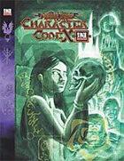 Fading Suns: d20 Character Codex