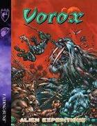 Fading Suns: Vorox