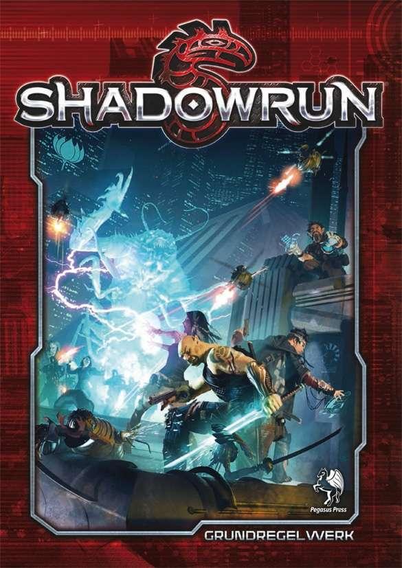 Shadowrun 5 Grundregelwerk