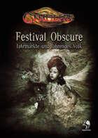 CTHULHU: Festival Obscure – Jahrmärkte und fahrendes Volk