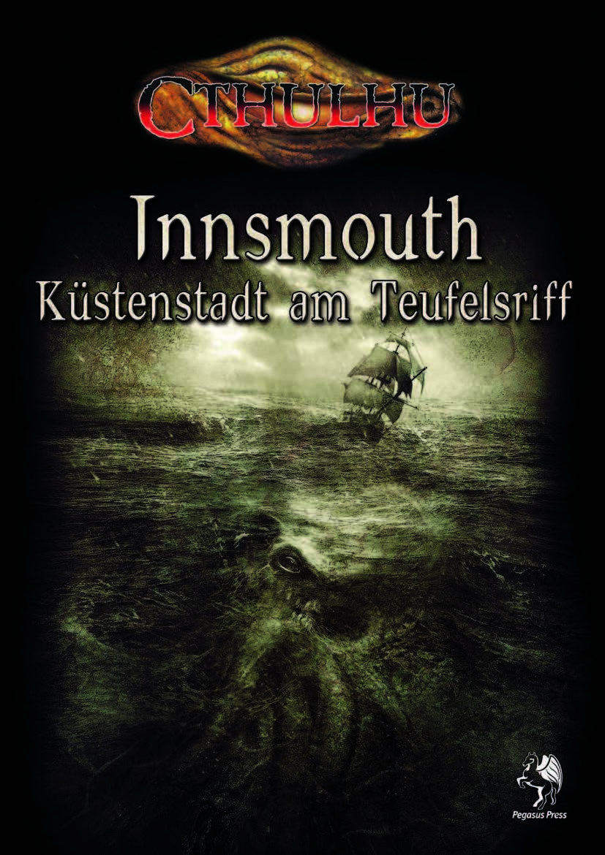CTHULHU: Innsmouth – Küstenstadt am Teufelsriff