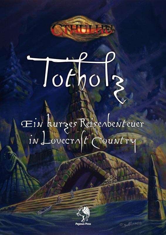 CTHULHU: Totholz