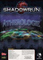 Shadowrun: Ätherologie