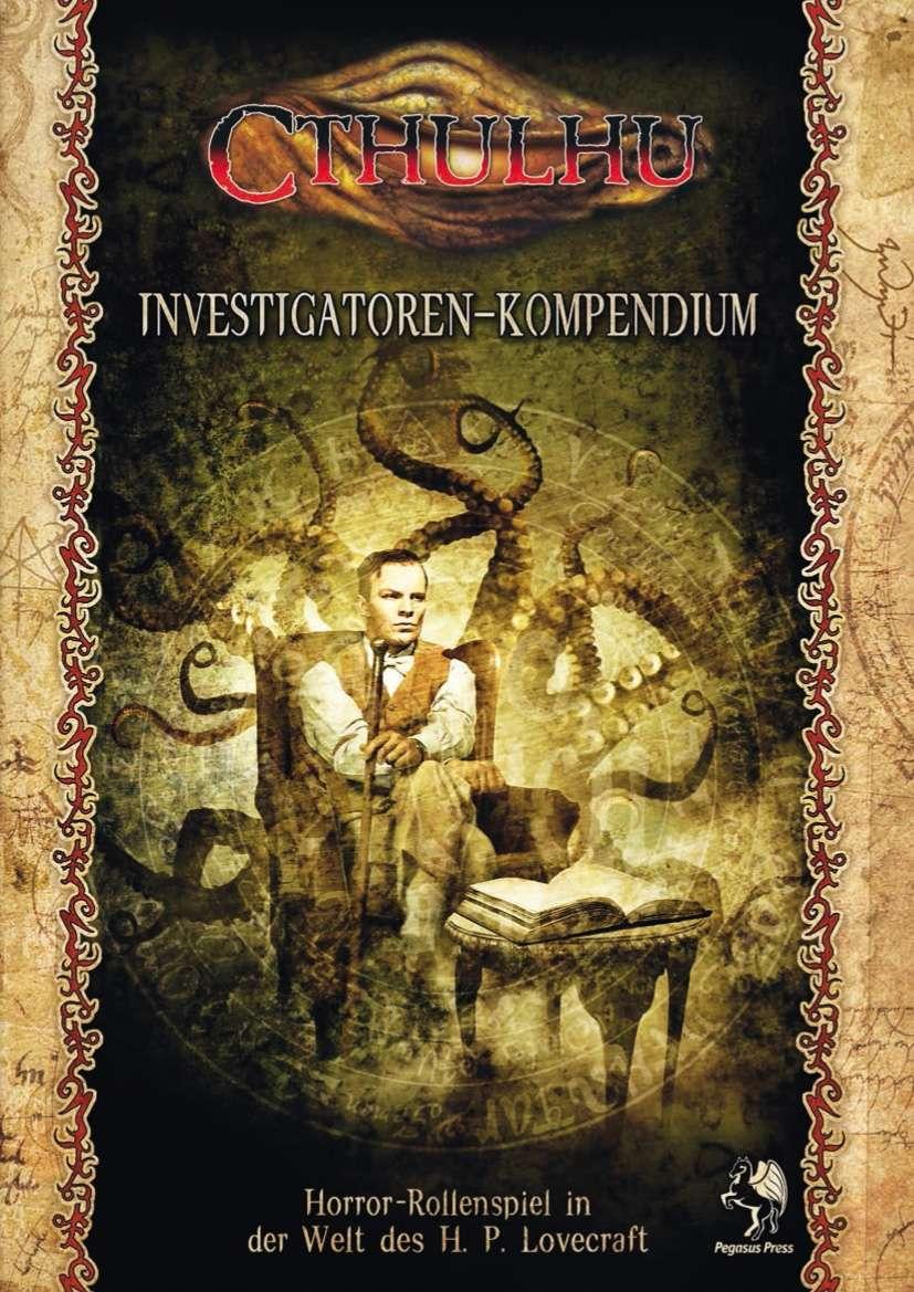 CTHULHU: Investigatoren-Kompendium