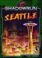 Shadowrun: Kartenmaterial für Seattle