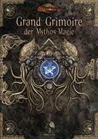 CTHULHU: Grand Grimoire der Mythos-Magie