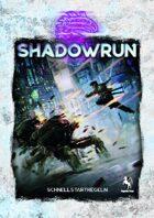 Shadowrun 6 - Starterpaket