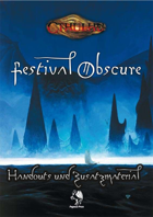 CTHULHU: Festival obscure - Handouts