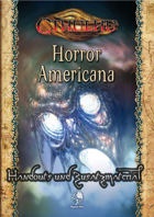 CTHULHU: Horror Americana - Handouts