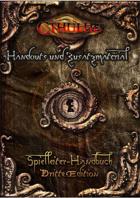CTHULHU: Spielleiter Handbuch - Handouts