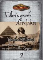 CTHULHU: Todbringende Artefakte - Tagebuch im Klartext