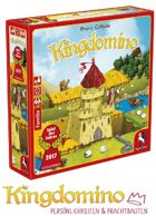 Kingdomino - The Court - Print and Play Erweiterung