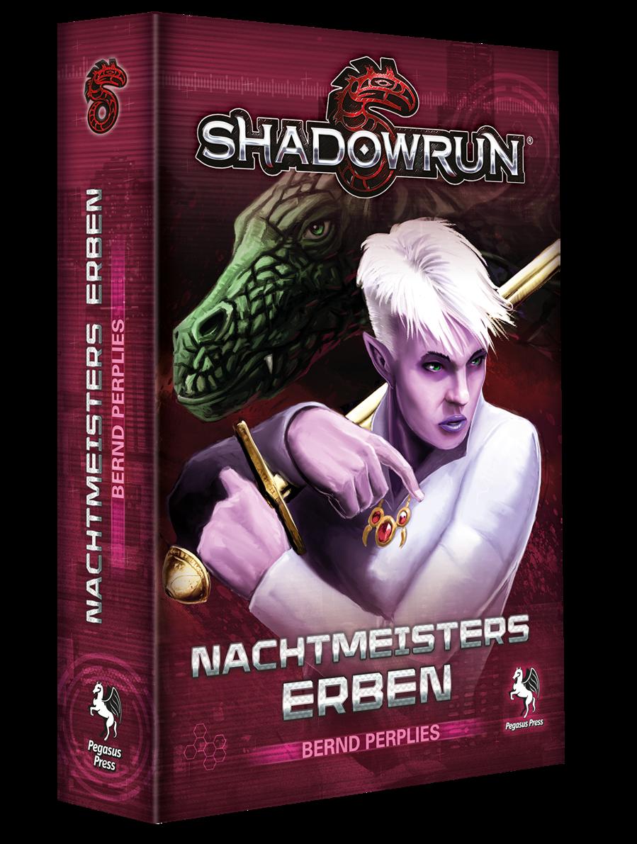 Shadowrun eBook - Nachtmeisters Erben