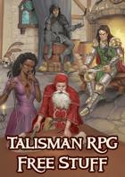 Talisman Adventures Fantasy RPG - Handouts