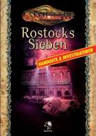 Cthulhu: Rostocks Sieben - Handouts