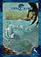 Shadowrun-Poster: Rhein-Ruhr-Megaplex