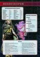Shadowrun: Deutsche Cheat Sheets