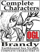[d20] Complete Characters #3 - Brandy