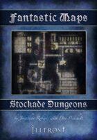 Fantastic Maps - Illfrost: Stockade Dungeons
