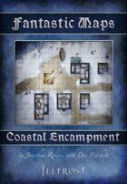 Fantastic Maps - Illfrost: Coastal Encampment