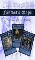 Fantastic Maps: Illfrost Stockade Map Pack Set [BUNDLE]
