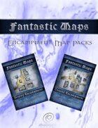 Fantastic Maps: Illfrost Encampment Map Pack Set [BUNDLE]