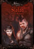 Arcane Codex Slatah - die Blutelfen