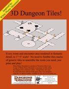 White Plume Mountain Dungeon Tiles!