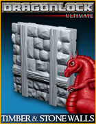 DRAGONLOCK Ultimate: Timber & Stone Walls