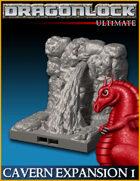 DRAGONLOCK Ultimate: Caverns Expansion 1