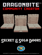 Secret Solo Doors