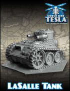 World War Tesla: LaSalle Medium Tank
