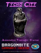 Airbender Statue