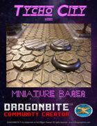 Sci-Fi Miniature Bases