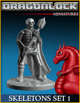 DRAGONLOCK Miniatures: Skeletons Set 1