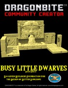 Busy Little Dwarves - Free Tiles