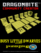 Busy Little Dwarves - Expo #2