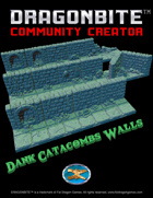Dank Catacombs Walls