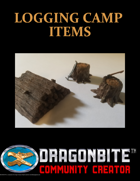 Logging Camp Items