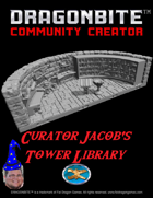 Curator Jacob's Tower Library