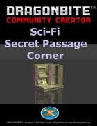 Sci-Fi Secret Passage Corner