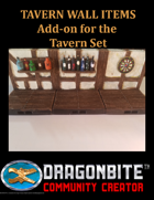 Tavern Wall Items