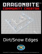 Dirt/Snow Sloped Edges