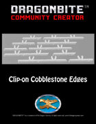 Clip-on Cobblestone Edges