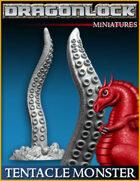 DRAGONLOCK Miniatures: Tentacle Monster