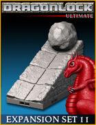 DRAGONLOCK Ultimate: Dungeon Expansion Set 11