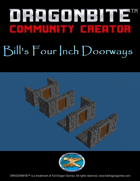 Bill's Four Inch Doorways